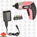 Skil 2354-08 4V Max Lithium-Ion Palm-Sized Cordless Screwdriver