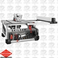 "Skil SPT70WT-22 10"" Worm Drive Table Saw w/ Diablo Blade"
