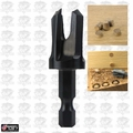 """Snappy 40328 7/16"""" Tapered Plug Cutter"""