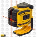 Stabila 03180 ProLiner Cross Line Laser Plus Plumb Points OB