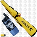 Stabila 30035 7 ft - 12 ft Plate Level Carrying Case with Tajima Black Chalk