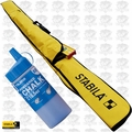 Stabila 30035 7 ft - 12 ft Plate Level Carrying Case with Tajima Blue Chalk