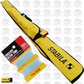 Stabila 30035 7 ft - 12 ft Plate Level Carrying Case with Tajima Snap Line