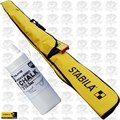 Stabila 30035 7 ft - 12 ft Plate Level Carrying Case with Tajima White Chalk