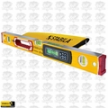 "Stabila 36548 48"" Type 196-2 Electronic Level IP65 wet rated + Case O-B"