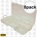 Stanley 014009R 11-Compartment Organizer 8x