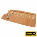 Stanley 16-793 8pc Sweetheart 750 Socket Chisel Set + Leather Pouch