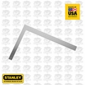 "Stanley 45-500 16"" x 24"" Steel Carpenter's Square (English)"