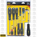 Stanley 62-502 11pc FatMax Screwdriver Set