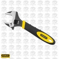 "Stanley 90-948 8"" MaxSteel Adjustable Wrench"