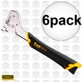 Stanley PHT250C 6pk Heavy Duty Hammer Tacker