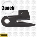 Stanley STHT10245 2pk Shrink Wrap Cutter Replacement Head Piece