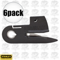 Stanley STHT10245 6pk Shrink Wrap Cutter Replacement Head Piece
