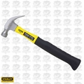 Stanley STHT51346 7 oz Curve Claw Fiberglass Hammer