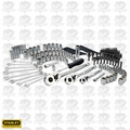 Stanley STMT74857 173-Piece Standard (SAE) and Metric Mechanic's Tool Set