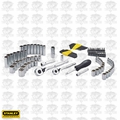 "Stanley STMT74858 97pc 1/4"" 3/8"" Drive Mechanics Tool Set"