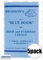 Swanson PO110 5pk Speed Square Instruction Book