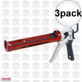 Tajima CNV-100SP Convoy Super Rotary Caulk Gun 1/10 Gallon 3x