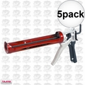 Tajima CNV-100SP 5x Convoy Super Rotary Caulk Gun 1/10 Gallon