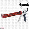 Tajima CNV-100SP 6x Convoy Super Rotary Caulk Gun 1/10 Gallon