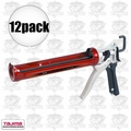 Tajima CNV-100SP 12pk Convoy Super Rotary Caulk Guns 1/10 Gallon