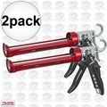 Tajima CNV-100SP26 2pk 26:1 Ratio Convoy Premium Caulk Gun 1/10 Gallon