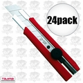 Tajima LC-650 24pk Rock Hard Dial Lock Utility Knife