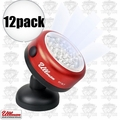 Ullman RT-2LT Rotating Magnetic LED Work Lights 12x