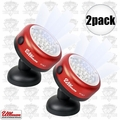 Ullman RT-2LT Rotating Magnetic LED Work Lights 2x