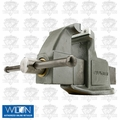 """Wilton 10105 5"""" Machinists' Bench Vise with Stationary Base"""