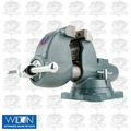 "Wilton 10225 4-1/2"" C-1 Combination Pipe and Bench Vise w/ Swivel Base"