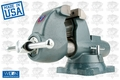 """Wilton 10250 5"""" C-2 Combination Pipe and Bench Vise w/ Swivel Base"""