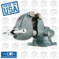 """Wilton 10400 3-1/2"""" All-Weather Outdoor Combination Vise w/ Swivel Base"""