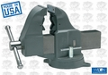 "Wilton 10404 4-1/2"" 204-1/2M3 Combination Pipe and Bench Vise w/ Swivel Base"