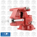 "Wilton 11128 6-1/2"" Utility Workshop Vise w/ Swivel Base"