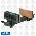 "Wilton 63218 4"" X 10"" Pivot Jaw Woodworking Vise"