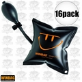 "Winbag WINBAG 16pk Air Bag Inflatable Shim Tool aka ""wind bag"""