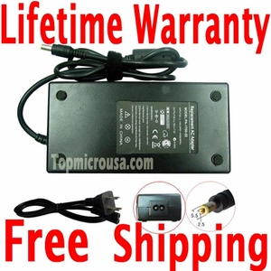 Acer Aspire 1523WLMi AC Adapter Charger, Power Supply Cord
