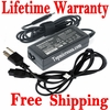 HP Envy Sleekbook 4-1010us, 4-1110us AC Adapter, Power Supply Cable