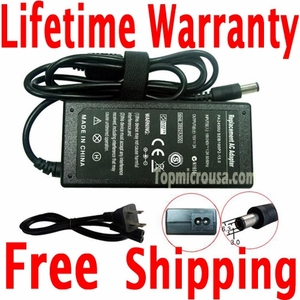 Liteon Toshiba PA-1750-07, Delta PA-1750-08 AC Adapter, Power Supply Cable