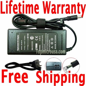 Samsung X60 AC Adapter Charger, Power Supply Cord