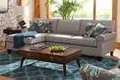 Acer Left Arm Chaise Sectional - Chelsea Home Furniture 251000-24L-SEC-LACH-BP