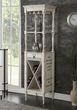 Anthony Wine Cabinet in Antique White - Acme Furniture 97462