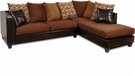 Ashley 2pc. Sectional - Chelsea Home Furniture 294185-SEC