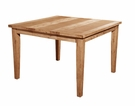 Aspen Extension Pub Table w/ Butterfly Leaf - Alpine Furniture 8812-03