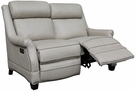 Barcalounger 29PH-3324 Warrendale Power Reclining Loveseat w/ Power Head Rests in 5700-81 Shoreham Cream / All Leather