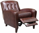 Barcalounger 7-3273 Willoughby Recliner in 5702-87 Wenlock Fudge / All Leather