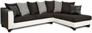 Bates Sectional - Chelsea Home Furniture 294186-SEC-CBCW