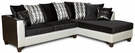 Bates Sectional - Chelsea Home Furniture 294186-SEC-DBSS