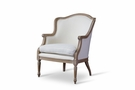 Baxton Studio Charlemagne Traditional French Accent Chair - ASS292Mi CG4